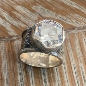 Gorgeous Silpada Queen for a day ring